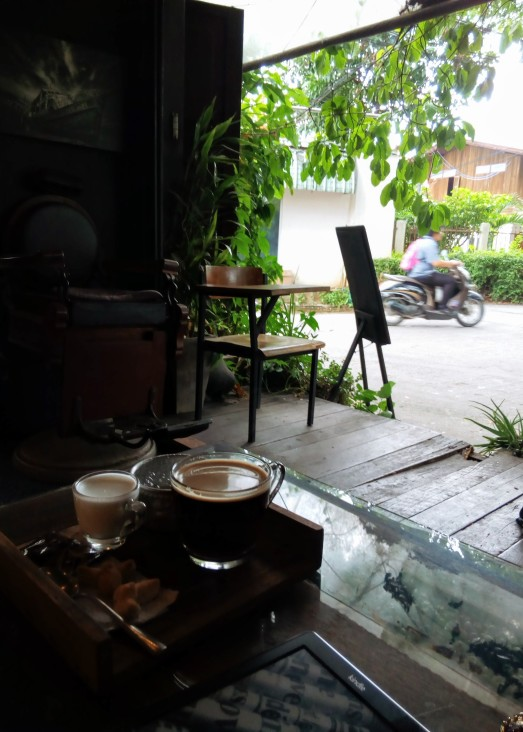 Barkao Cafe, Nimman area