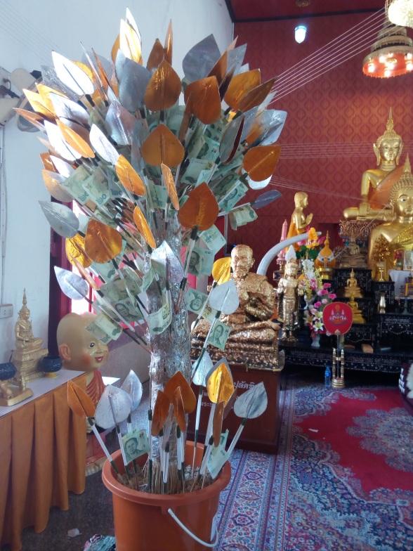 amphawa buddhist trap